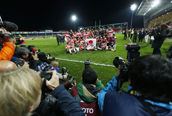 United States of America v Japan - IRB Rugby World Cup 2015 Pool B