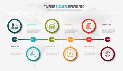 Search Photos Timeline - Timeline design template