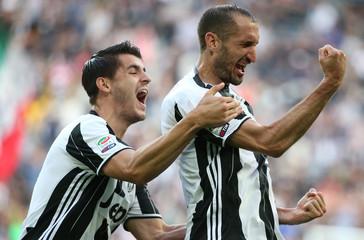 Football Soccer - Juventus v Sampdoria - Italian Serie A - Juventus stadium, Turin, Italy - 14/05/16