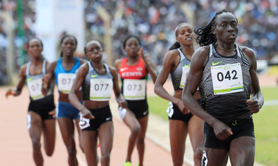 Athletics - Rio 2016 Olympic Games - Kenya trials