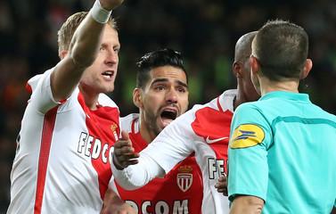Monaco v Lyon - French Ligue 1