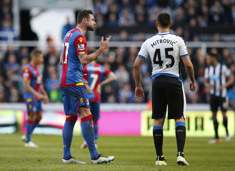 Newcastle United v Crystal Palace - Barclays Premier League