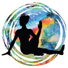 photos illustrations et vidéos de yoga