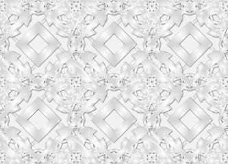 Grey Vintage pattern backgrounds for design.