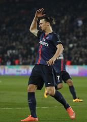 Paris St Germain v Monaco - French Ligue 1 - Parc des Princes stadium