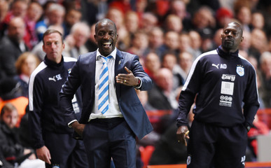 Charlton Athletic v Huddersfield Town - Sky Bet Football League Championship
