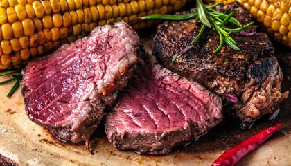 Steak (Filet fleisch)