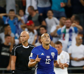 Israel v Italy - World Cup 2018 Qualifier