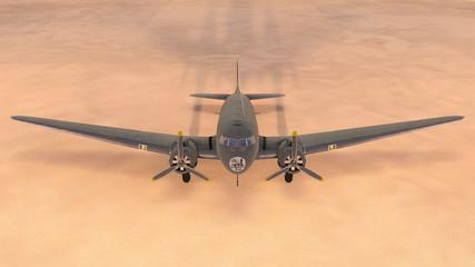 プロペラ戦闘機