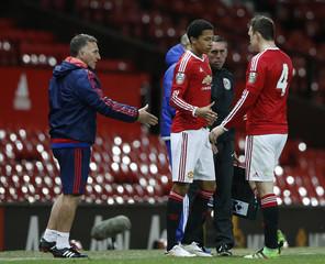 Manchester United v Chelsea - Barclays Under 21 Premier League