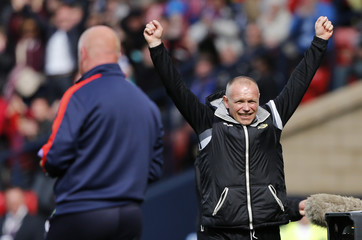 Falkirk v Inverness Caledonian Thistle - William Hill Scottish FA Cup Final