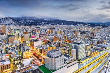 Yamagata City, Japan
