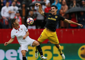 Football Soccer - Sevilla v Atletico Madrid