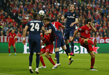 Bayern Munich v Atletico Madrid - UEFA Champions League Semi Final Second Leg