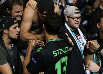 Celtic v Borussia Monchengladbach - UEFA Champions League Group Stage - Group C