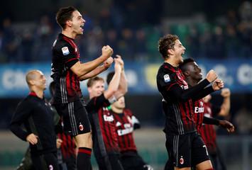 Chievo Verona v AC Milan Serie A