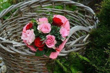 Bouquet of rosers