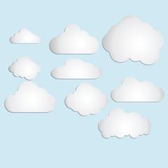 Cloud vector 2