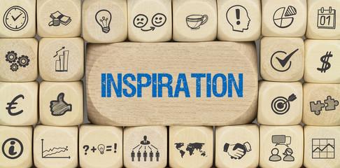 Inspiration / Würfel mit Symbole