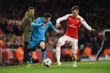 Arsenal v FC Barcelona - UEFA Champions League Round of 16 First Leg