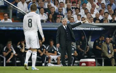 Real Madrid v Juventus - UEFA Champions League Semi Final Second Leg