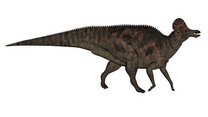 Corythosaurus dinosaur - 3D render