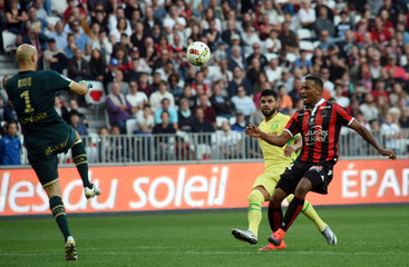 Football Soccer - Nice v Nantes - French Ligue 1