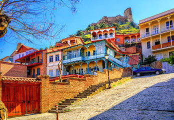 Old Town of Tbilisi, Georgia