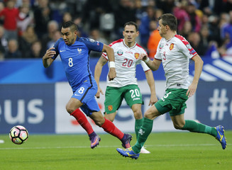 France v Bulgaria - 2018 World Cup Qualifying European Zone - Group A