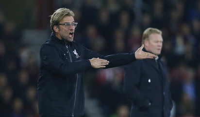 Southampton v Liverpool - Capital One Cup Quarter Final