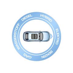 Alternative Antriebstechnologien, Automobil, Mobilität, Kraftsoff Elektro