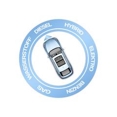 Alternative Antriebstechnologien, Automobil, Mobilität, Kraftsoff Diesel