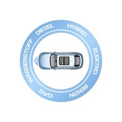 Alternative Antriebstechnologien, Automobil, Mobilität, Kraftsoff Wasserstoff