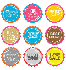 Super sale and quality sticker collection