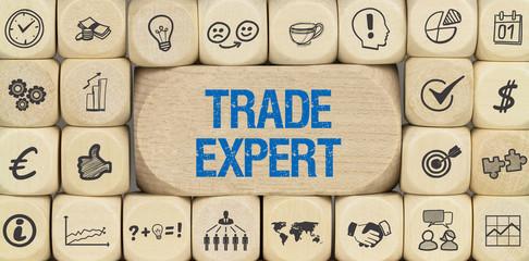 Trade Expert / Würfel mit Symbole