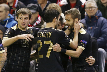 Liverpool v Rubin Kazan - UEFA Europa League Group Stage - Group B