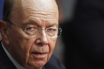Wilbur Ross, chairman and CEO of WL Ross & Co., speaks during the Reuters Restructuring Summit in New York