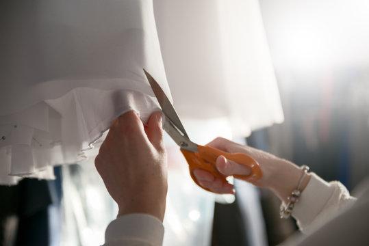 Wedding dressmaker