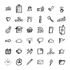 Vector Business Icons