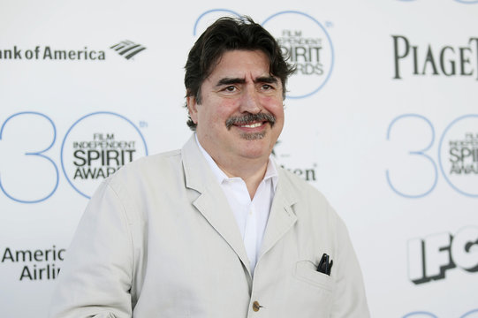 """Actor Alfred Molina, nominated for Best Supporting Male Actor for """"Love is Strange"""", arrives at the 2015 Film Independent Spirit Awards in Santa Monica"""