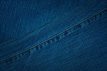 Blue denim background and textured, Blue jean background