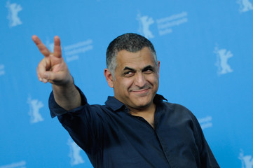 Director Haghighi poses during a photocall at 66th Berlinale International Film Festival in Berlin