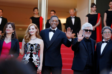 70th Cannes Film Festival - Opening ceremony - Red Carpet Arrivals