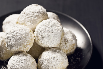 Christmas Snowballs, Mexican Wedding Cookies, or Russian Tea Cakes