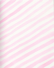 Pink Striped Pattern Illustrator File