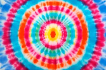 Blur fabric Tie dye.
