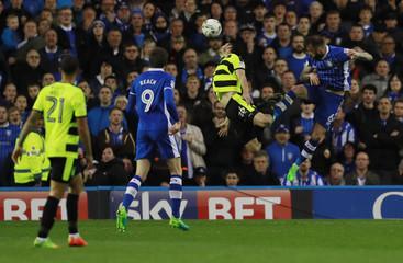 Sheffield Wednesday's Steven Fletcher scores their first goal