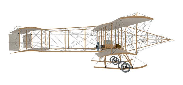 inventor first airplane