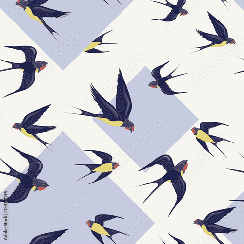flying bird templates to print