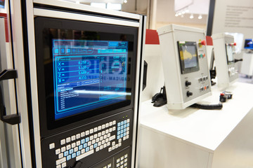 Display of operational programming system